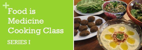 Food Is Medicine Cooking Class