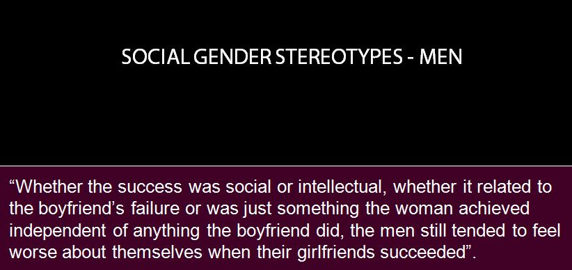 stereotypes and self esteem A unified theory of implicit attitudes, stereotypes, self-esteem, and self-concept anthony g greenwald university of washington  sociation might reflect their self-esteem that is, female–strong  a stereotype is the association of a social group concept with one or more (nonvalence) attribute concepts.