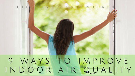 improve air quality in your home